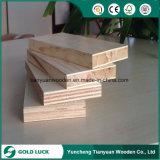 placage 17mm en bois Blockboard de 15mm 16mm