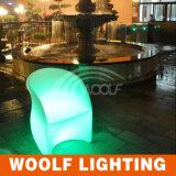 더 많은 것은 300의 디자인 LED 바 의자 가구를 식사하는 LED 여가 플라스틱을 착석시킨다