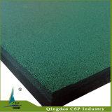 плитка комнаты пригодности 1mx1mx25mm резиновый, резиновый циновка гимнастики