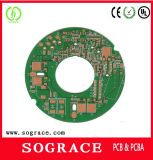 UL와 RoHS를 가진 Gold 다중층 Immersion Rigid PCB