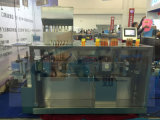 Ggs-118p2 경구 액체 플라스틱 앰풀 채우는 밀봉 기계