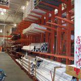 Equipamentos industriais Heavy Duty Q235 Steel Cantilever Arm Racks
