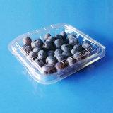 Bandeja plástica del embalaje de la ampolla de la fruta del arándano