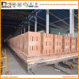 Ibrick обеспечивает конструкцию технологии печи тоннеля и строение печи тоннеля