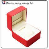 Cadre de mémoire en cuir de luxe d'étalage d'emballage de montre (Sy066)