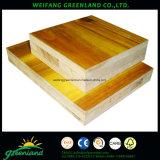 Tablero del encofrado de la madera contrachapada de tres capas