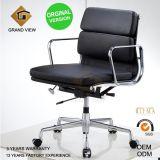 Стул босса офиса Eames кожаный с первоначально вариантом Gv-Ea217)