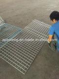 Plattform für Material