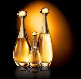 Parfum de bouteille en verre avec l'arrivée 2016 neuve et Nice odeur également par bonne qualité et prix économique