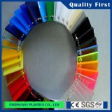 UV Protection Transparent Clear 및 Colored Acrylic Sheet