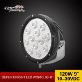 9inch мы CREE Headlight СИД Driving Light для Offroad (SM6062-120W)