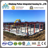Structure métallique du coût bas 2015 préfabriqué pour l'entrepôt