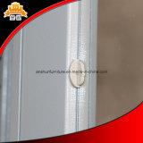 Armadietto d'acciaio di memoria della mensola registrabile del portello di vetro di scivolamento 4