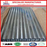 G90 최신 복각 ASTM A653m Gi 물결 모양 금속 루핑 장