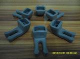 CNC que faz à máquina para as peças de borracha