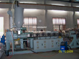 HDPE Water Supply et Gas Pipe Extrusion Line