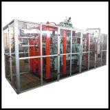 びんの吹く機械装置のびんのブロー形成機械(FSC2000D)