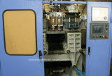 Plastik füllt Strangpresßling-durchbrennenmaschine mit dem Entblitzen von Ssystem ab