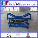 Ролик транспортера по-разному минирование угла Troughing стальной