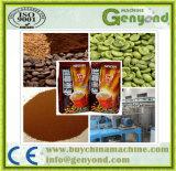 Impianto di lavorazione della polvere del caffè solubile