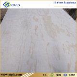 madera contrachapada gruesa del anuncio publicitario del pino de 4m m