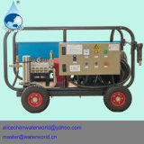 Líquido de limpeza de alta pressão da água fria e máquina de lavar de alta pressão