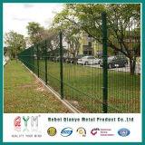Bester Preis-PVC beschichteter galvanisierter Maschendraht-Zaun-Lieferant