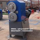 Pneu Waste semiautomático de 500 Kg/H que recicl a linha linha de produção de borracha do pó