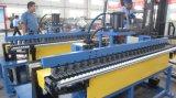 Máquina de acero de la hebilla para hacer el rectángulo plegable de la madera contrachapada