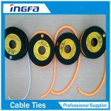 Indicatore giallo del cavo del PVC del rifornimento della fabbrica per schiarimento Ec-1 del collegare