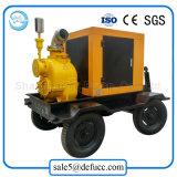 Водяная помпа Centirfugal большой емкости с дюймом двигателя дизеля 2-12