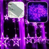 украшение света СИД занавеса звезды 2m СИД освещает света звезды для дома