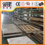 placa de acero inoxidable gruesa de 0.5m m ASTM A240 TP304