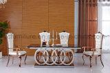 판매 새로운 디자인 Morden 최신 금속 식탁