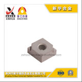 Вставки цементированного карбида для режущих инструментов Cnga CNC Indexable