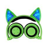 A venda por atacado da manufatura de Lks possui auriculares bonitos da orelha de gato da venda quente confidencial