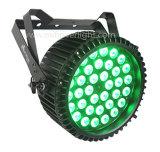 Lumière extérieure de PARITÉ de Rgbaw 36*15W DEL de fournisseur de la Chine ou PAR64