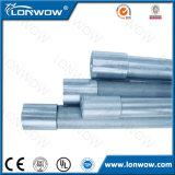 Tubo d'acciaio galvanizzato IMC vuoto di Gi del tubo delle parti