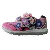 Espadrilles neuves d'enfants, chaussures extérieures, chaussures d'école