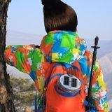 キャンプのための太陽ランタンの太陽充満ライトのハイキング
