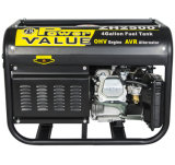 2, 000 générateur portatif à moteur à essence Zh2500 du watt 5.5HP Ohv 4-Cycle