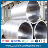 Tubulação laminada do aço inoxidável 201 de grande diâmetro para a venda