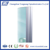 Aluminium frameBack-beleuchteter Acryl-LED heller Kasten-ARB