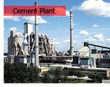 Vendendo a usina do cimento em linha