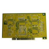 Multi Schicht-Immersion-Gold-gedruckte Schaltkarte