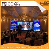 Afficheur LED d'intérieur polychrome de P2.5-32 HD