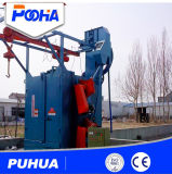 Double Hanger Type Shot Blasting Machine Tipo de gancho