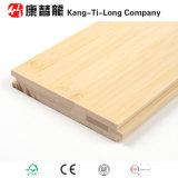 Suelo de bambú natural del alto lustre con los certificados del carburador