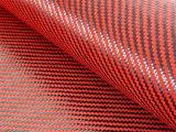 tela da fibra do carbono 3k para a decoração