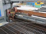 Máquina soldada reja de acero soldada automática llena